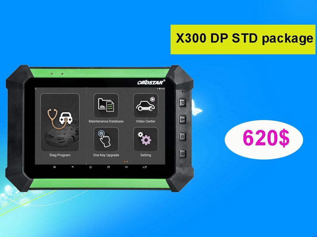 X300 dp std