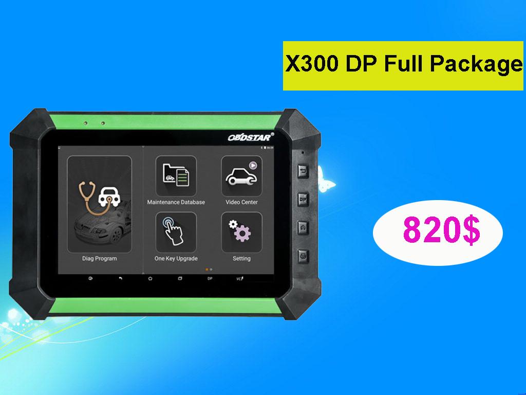 X300 DP